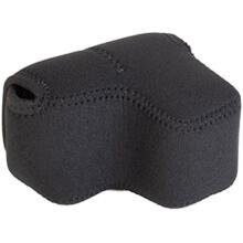OpTech Soft Pouch D-Offset - Black