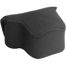 OpTech Soft Pouch D-Shortie - Black