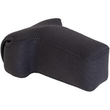 OpTech Soft Pouch D-SLR Zoom - Black