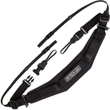 OpTech Reporter Strap - Black