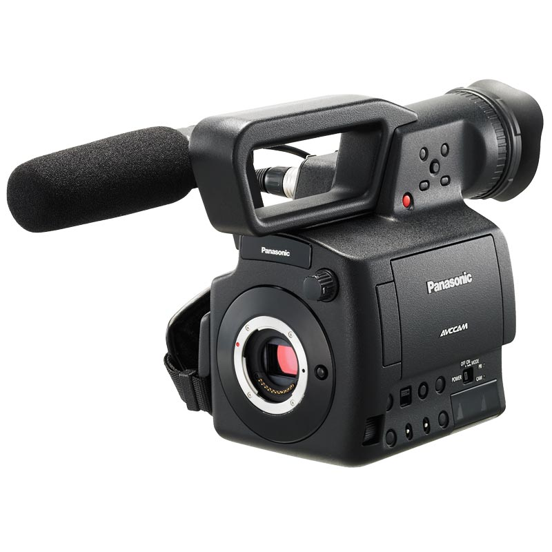 PanasonicAVCHD Camcorders AG-AF101