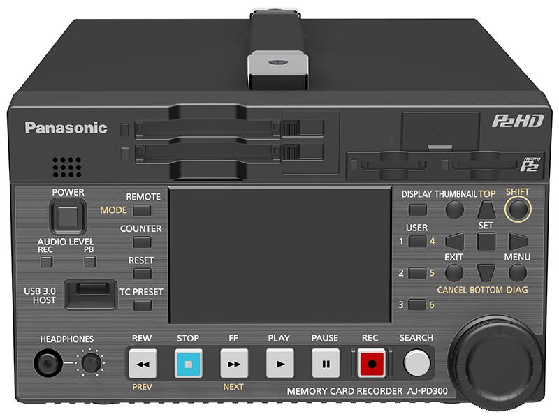 PANASONIC AJ-PD500 MEMORY CARD RECORDER DRIVER FOR MAC