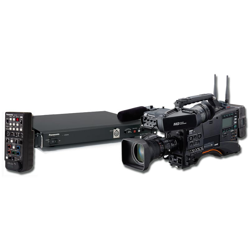 Panasonic AJ-PX380GF Studio Camera Chain