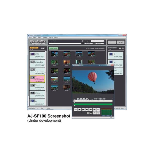 Panasonic AJ-SF100