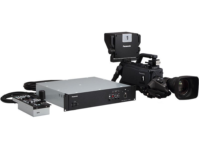 Panasonic AK-HC3800 Studio Camera System