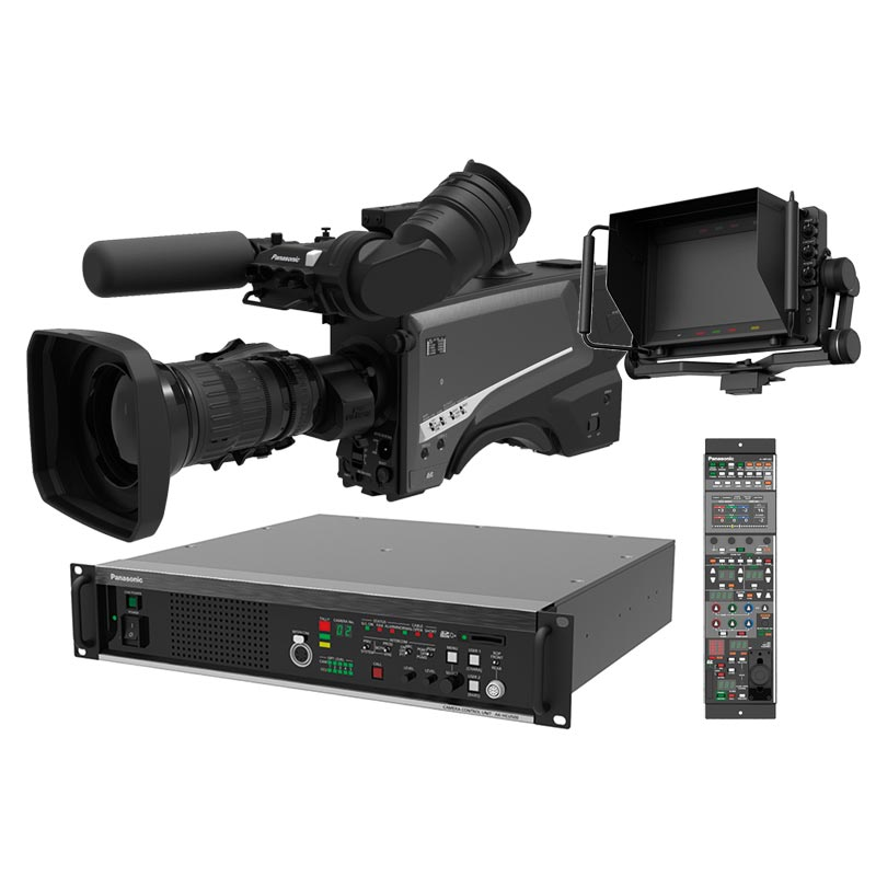 Panasonic AK-HC5000 HD Studio Camera Chain
