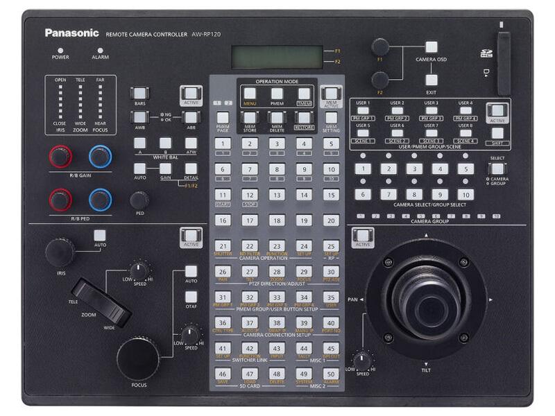 Panasonic AW-RP120