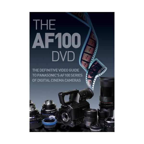 Barry Green The AF100 DVD