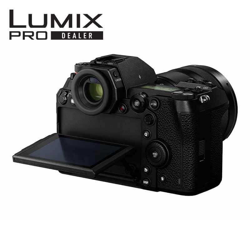 Panasonic LUMIX DC-S1M