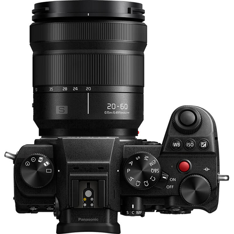 Panasonic LUMIX DC-S5 Lens Kit