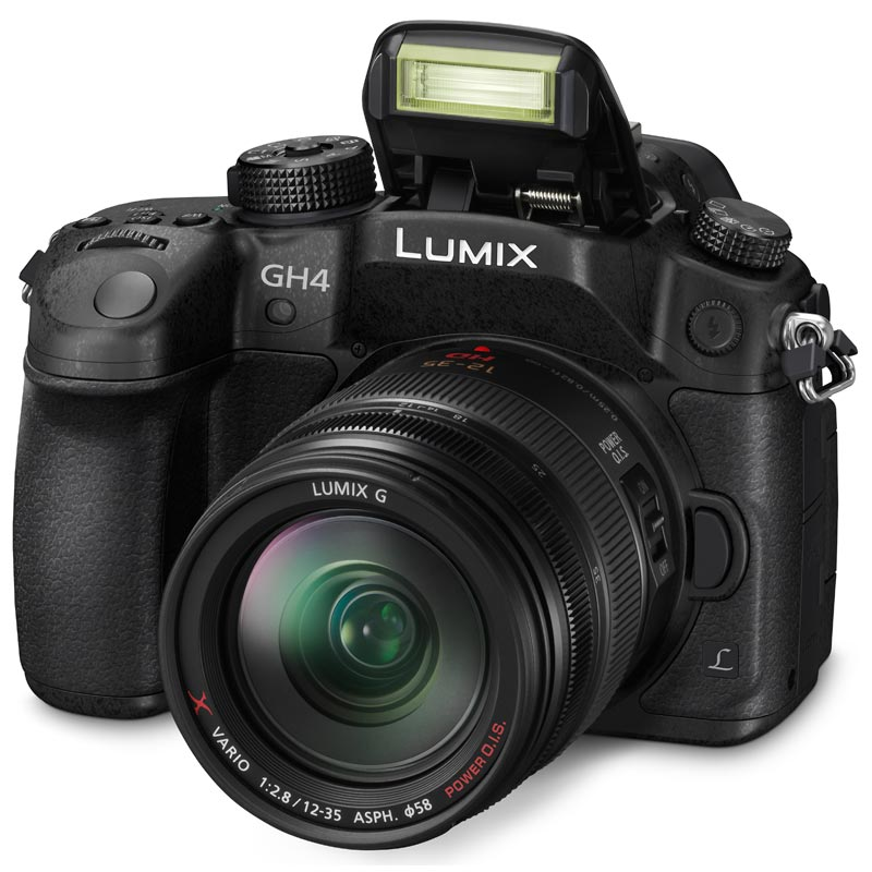 Panasonic DMC-GH4