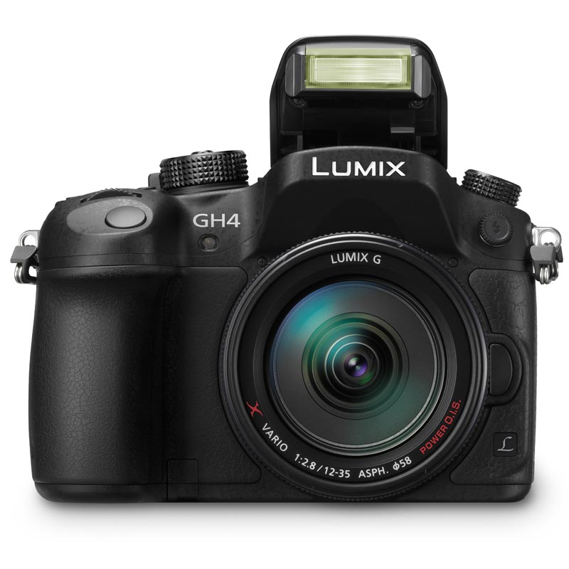 PanasonicCamcorders and Camera Heads DMC-GH4R