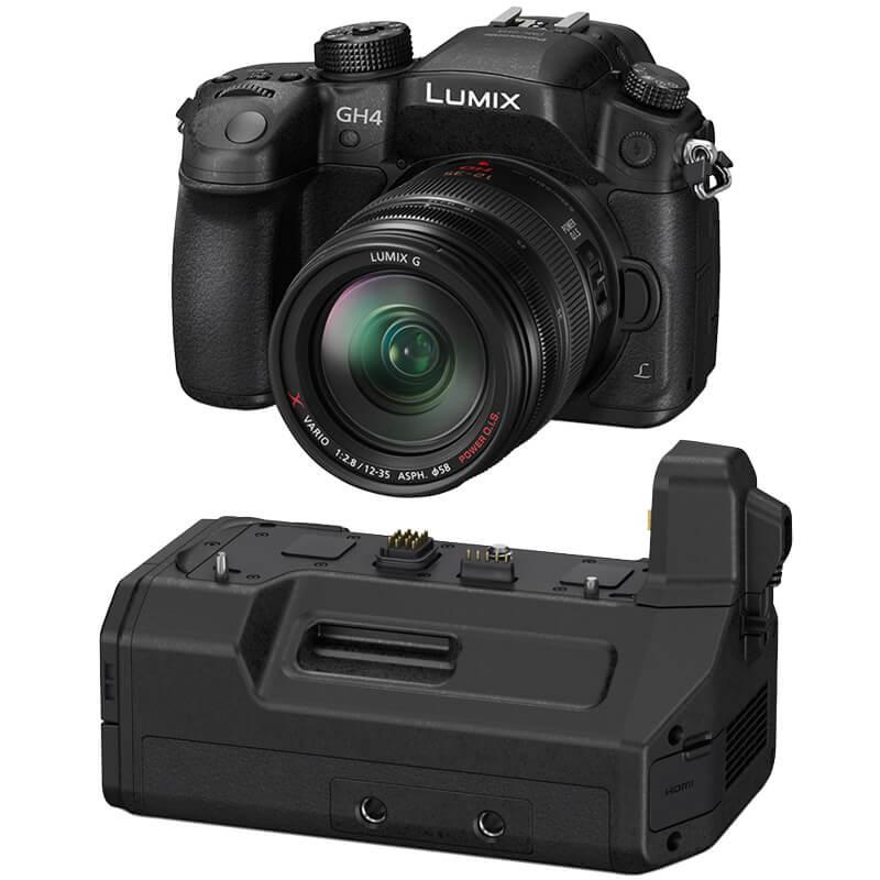 Panasonic/Hybrid Cameras: 4K, HD and Stills DMW-YAGH