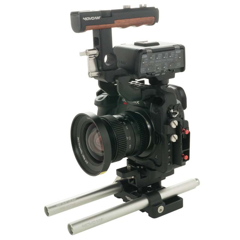 Panasonic DC-GH5S | GH5 Cage Kit