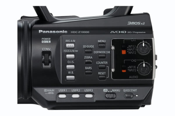 Panasonic HC-VXF1 - Plaza Cameras