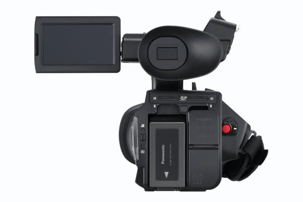 Panasonic HDC-Z10000 Stereoscopic 3D Camcorder - Holdan