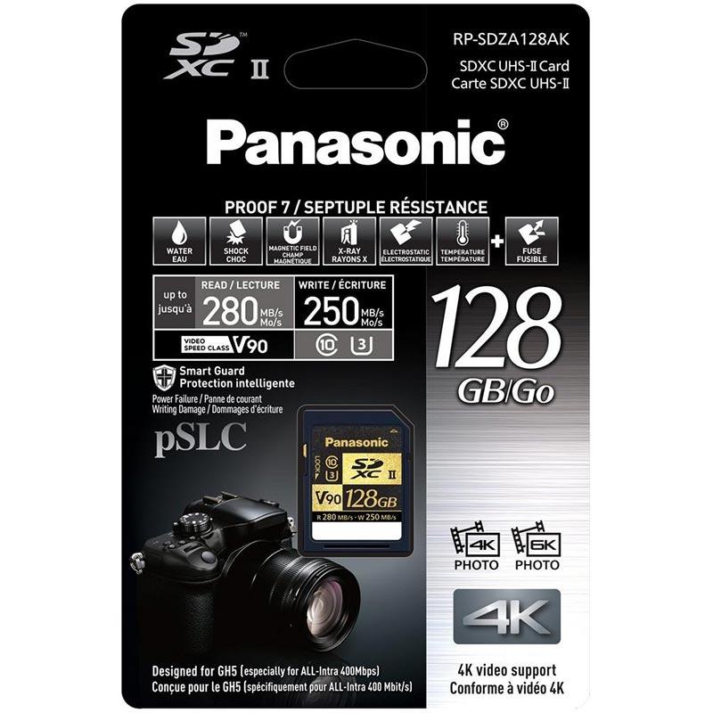 Panasonic RP-SDZA128AK