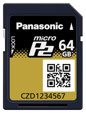 Guide to Panasonic microP2