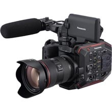 Panasonic Camcorders and Camera Heads