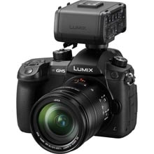 Panasonic LUMIX DC-GH5 - DMW-XLR1 Bundle