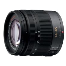 Panasonic Standard and Wide Zoom Lenses