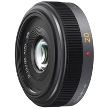Panasonic Wide Angle Prime Lenses