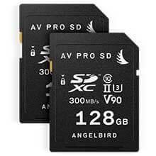 Angelbird Match Pack for Panasonic EVA1