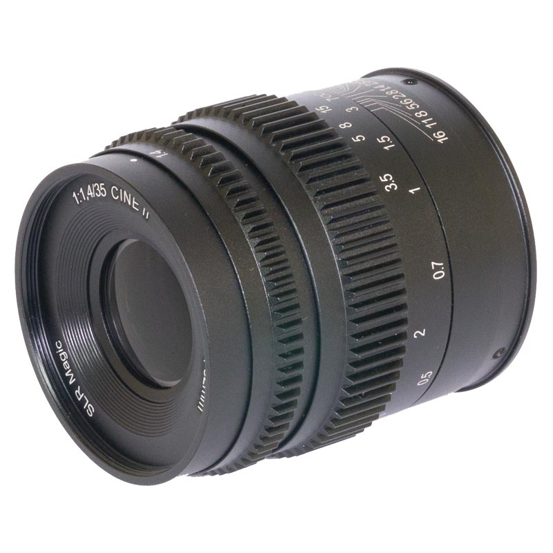 SLR Magic CINE 3514E