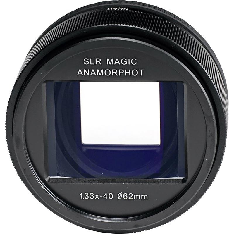 SLR Magic is proud to announce the SLR Magic Anamorphot 1