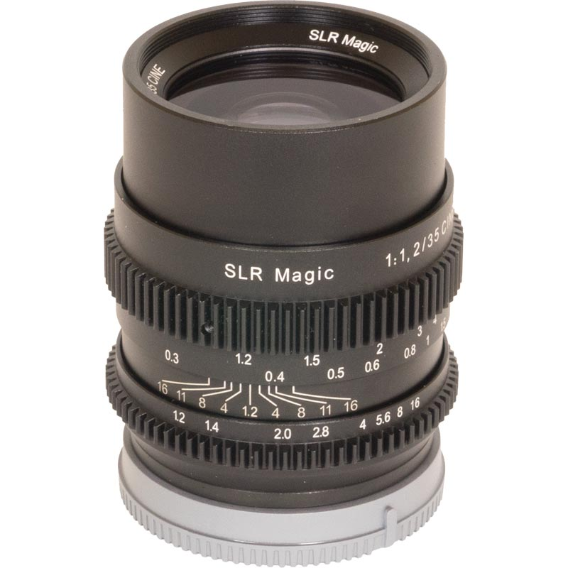 SLR Magic CINE 3512E