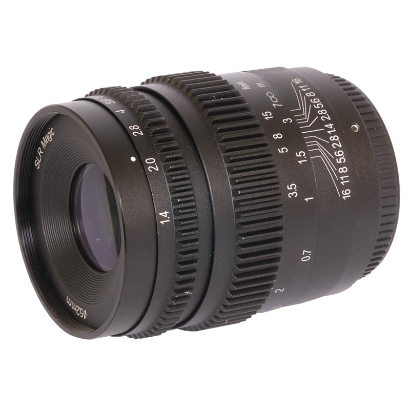 SLR Magic CINE 3514MFT