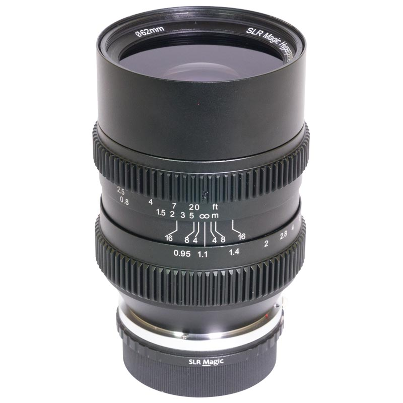 SLR Magic HyperPrime CINE II 3595X