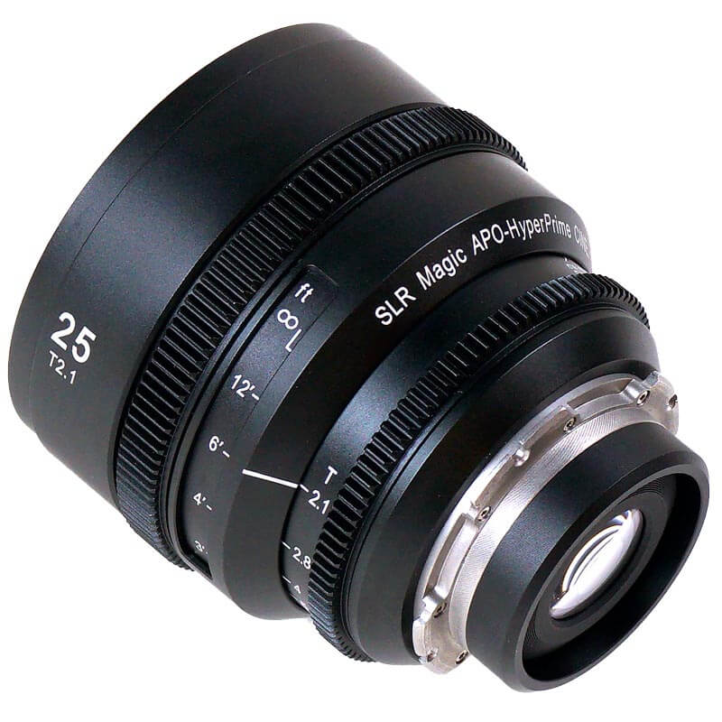 SLR Magic APO HyperPrime CINE 3-Lens Set