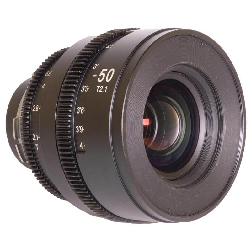 SLR Magic APO HyperPrime CINE APO50PL
