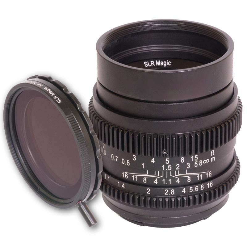 SLR Magic 5011FE - ND Variable Filter Kit