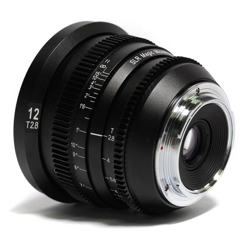 SLR Magic MicroPrime CINE 1228X