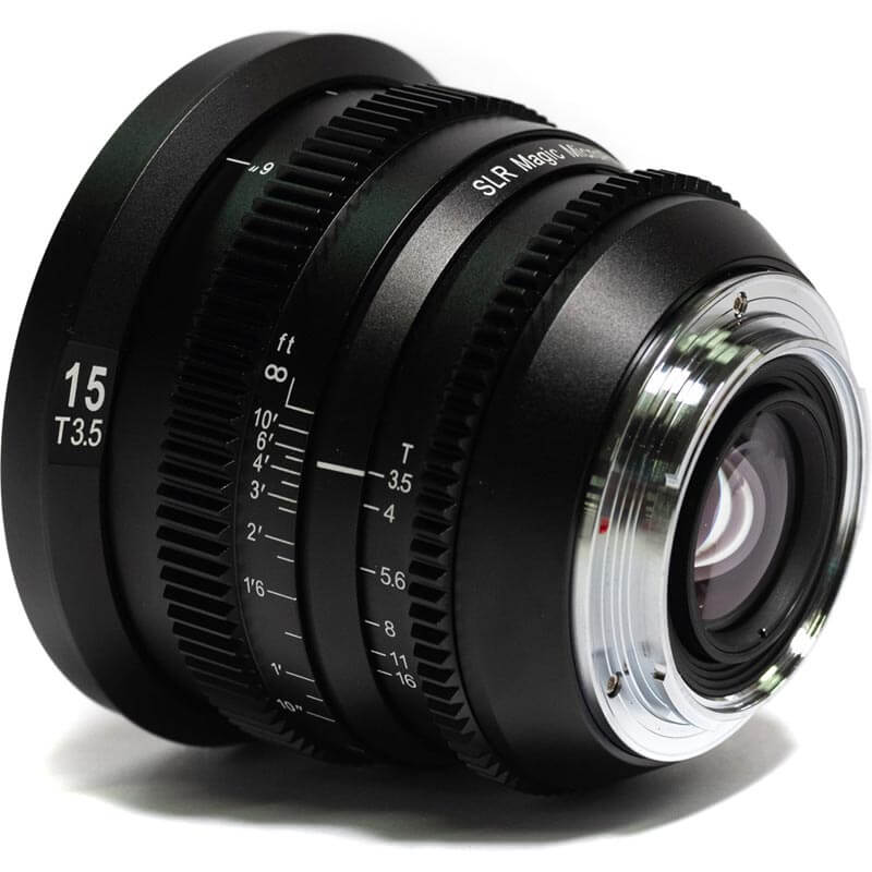 SLR Magic MicroPrime CINE 1535E
