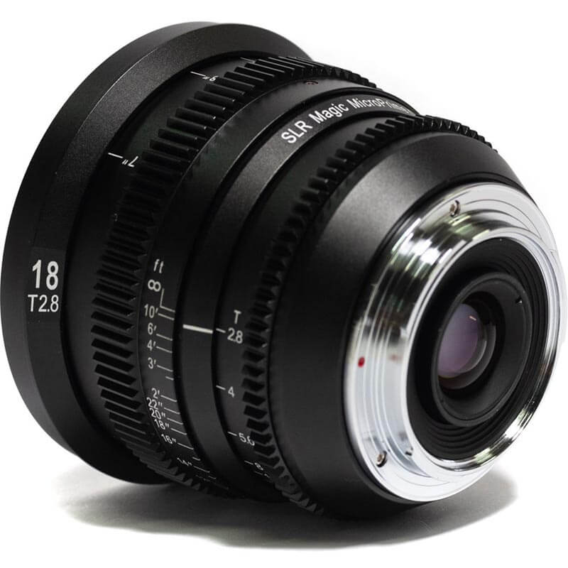 SLR Magic MicroPrime CINE 1828X