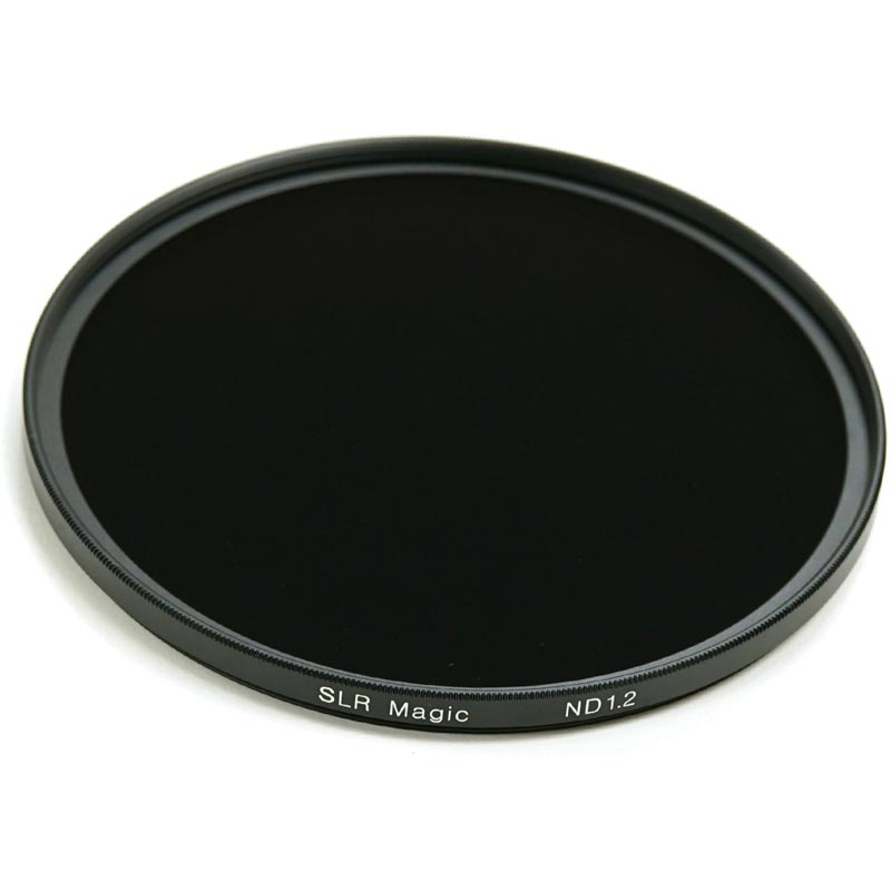 SLR Magic 82mm Fixed ND Filter - 4 Stop