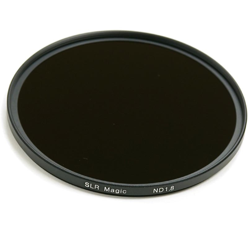 SLR Magic 82mm Fixed ND Filter -  6 Stop