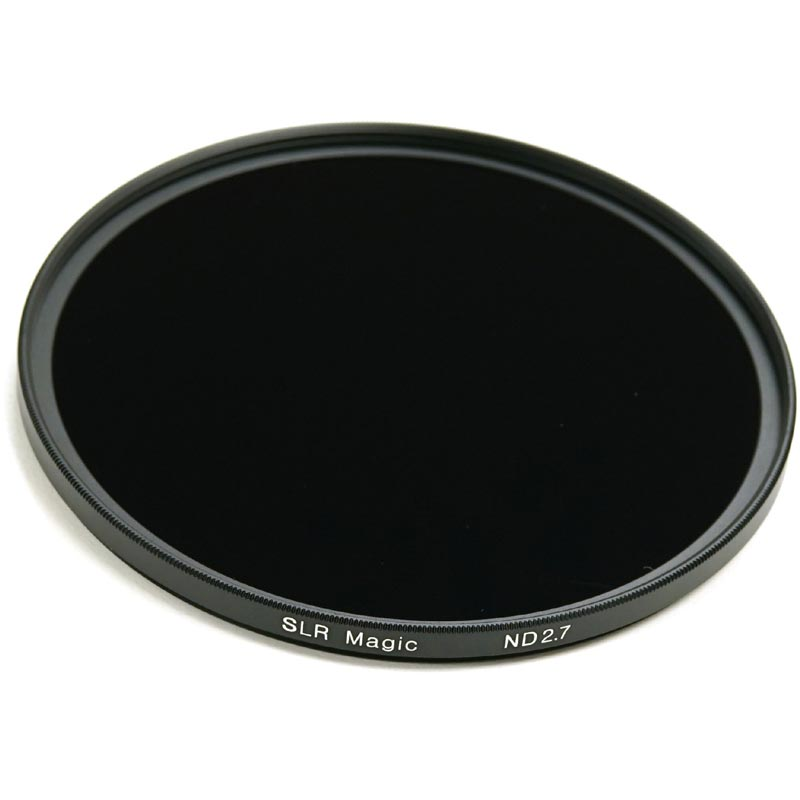 SLR Magic 82mm Fixed ND Filter - 9 Stop