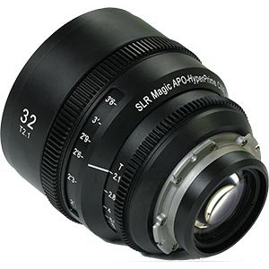 SLR Magic APO HyperPrime CINE APO32PL