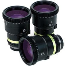 SLR Magic Anamorphic Lenses
