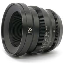 SLR Magic MicroPrime CINE 3515MFT