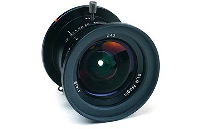 SLR Magic expands the micro four thirds lens lineup with the new 8mm F4 ultra wide angle lens