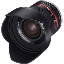 Samyang MF 12mm F2.0 NCS CS MFT