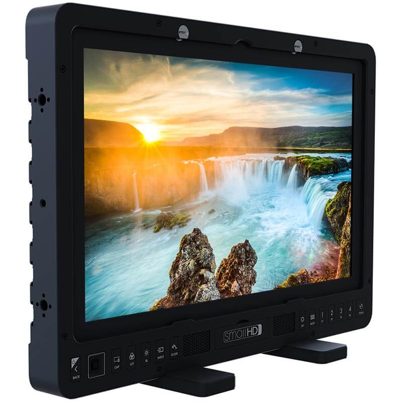 SmallHD 1703 P3X V-Mount Kit