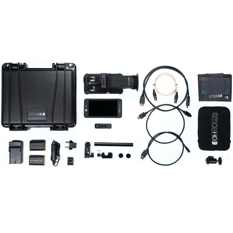 SmallHD 502 Production Kit