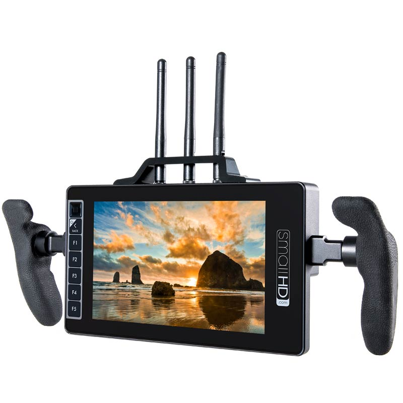 SmallHD 703 Bolt Directors Bundles - Gold Mount