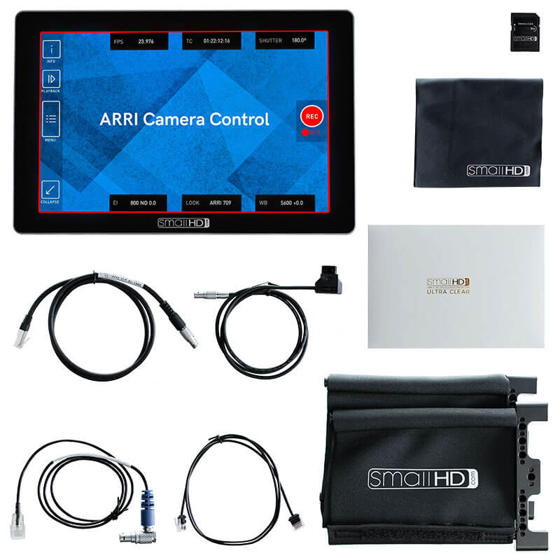 SmallHD Cine 7 ARRI Kit